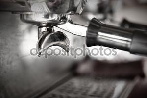 машина кофе эспрессо