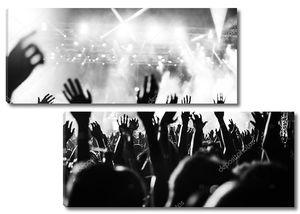 Поднимите руки в воздухе!