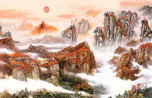 Оранжевые вершины