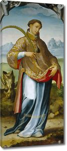 Корреа де Вивар Хуан. Святой Стефан