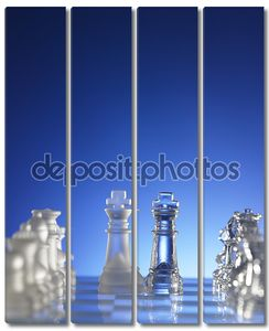 шахматные фигуры вид