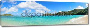 Виргинские острова пляж