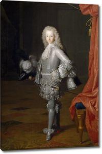 Уасс Мишель Анж. Людовик I, принц Астурийский
