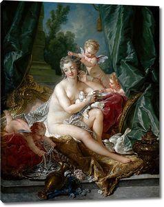 Франсуа Буше. Туалет Венеры
