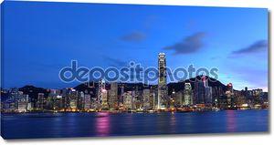 Hong Kong город