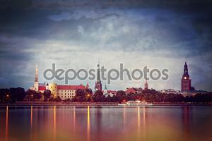 Ретро фото Латвии