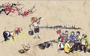 Китайские крестьяне