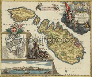 Мальта 1720