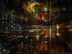 Городская абстракция