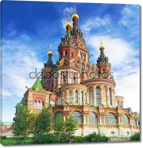 Церковь Святого Петра и Павла, Петергоф