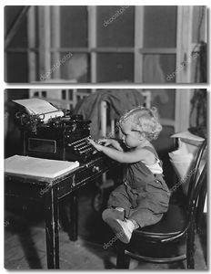 Многообещающий писатель