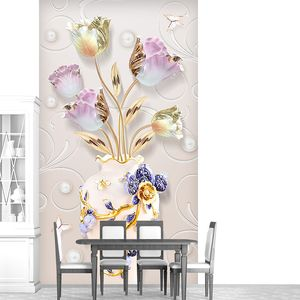 Фаянсовые тюльпаны