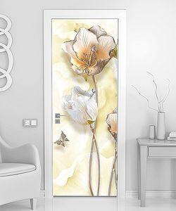 Фарфоровые тюльпаны