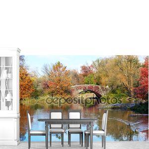 Центральный парк Нью-Йорк Сити