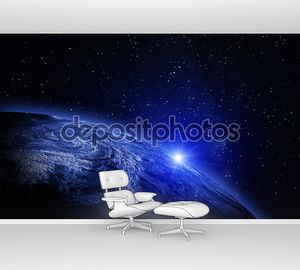 земля от пространства