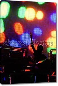 Концерт электронной музыки