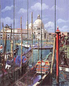 Лодочки в венеции