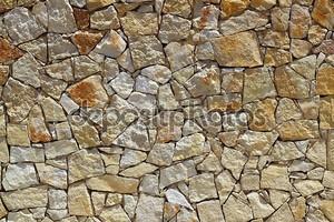 Шаблон строительства каменной стены рок кладки