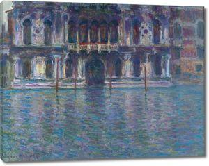 Моне Клод. Палаццо Контарини, 1908 03