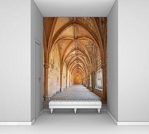 Интерьер в монастырь Баталья