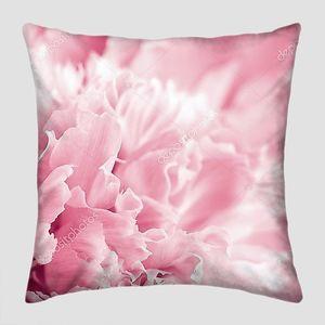 Розовый пион раскрытый