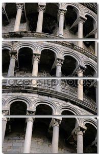 Арки Пизанская башня