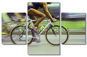 гонки велосипедистов