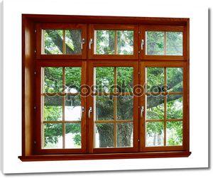 Дуб для деревянного окна