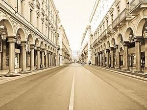 Via roma, Турин