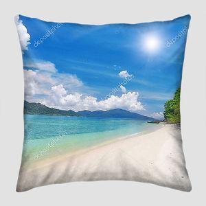 Оазис на пляже