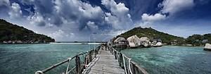 Таиланд, Кох Нангюан (Нангюан остров), панорамный вид на остров