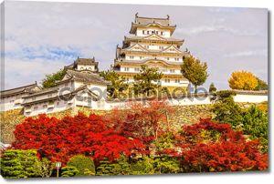 Замок Химедзи, Япония.