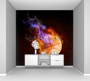 Пламенный баскетбол