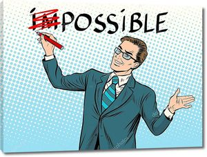 Невозможная концепция бизнеса