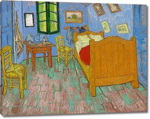 Ван Гог. Спальня Винсента в Арле» (Спальня Ван Гога)