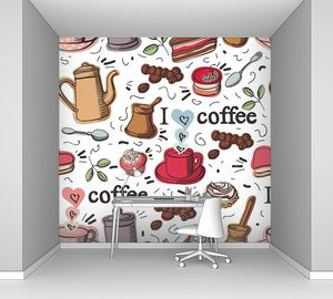 Я люблю кофе.