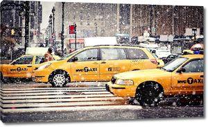 такси, Нью-Йорк Сити
