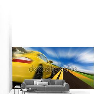 Скоростная машина