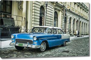 классический автомобиль