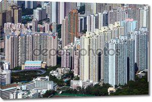 Многоквартирный жилой дом в Гонконге