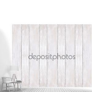 фон окрашенные белые деревянные доски