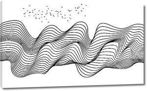 Извилистая абстракция