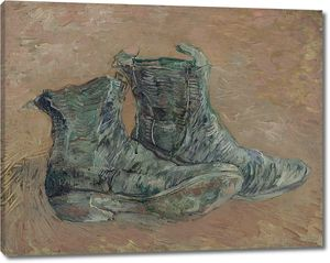 Ван Гог. Пара обуви
