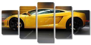 спортивный автомобиль Lamborghini