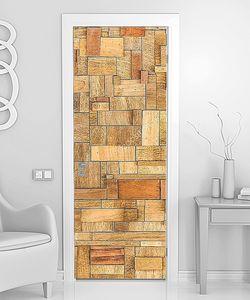 Текстура древесины мозаика