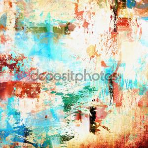 Абстрактной живописи фон