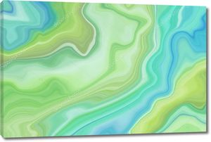 Жидкая краска, мраморный эффект