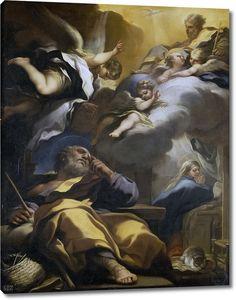 Джордано Лука. Сон святого Иакова
