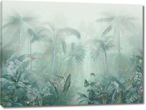 Джунгли в тумане