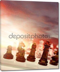 Шахматы и небо